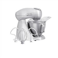 Eclectrics® Sterling All-Metal Stand Mixer