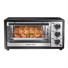 6 Slice Capacity Toaster Oven