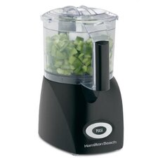 Ensemble 3 Cup Food Chopper in Black