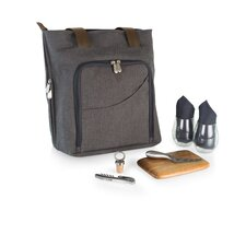Sonoma 9 Piece Wine and Cheese Tote Set