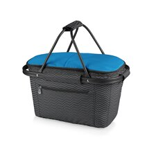 Waves Market Basket Collapsible Tote