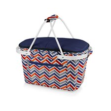 Vibe Market Basket Collapsible Tote