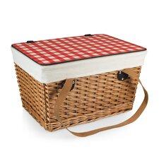 Canasta Natural Flat Lid Basket
