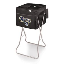 72 Can NFL Party Cube Digital Print Cooler