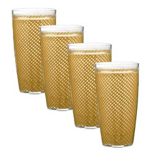 Fishnet 24 Oz. Double Wall Tumbler (Set of 4)
