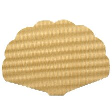 Fishnet Shell Placemat (Set of 12)