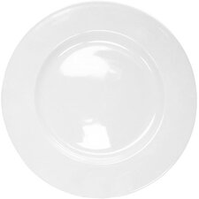 4-tlg. Tafelservice Pure White aus Porzellan