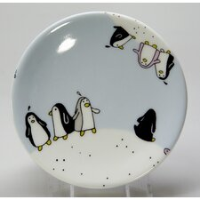 "Teebeutelablage ""Globetrotter"" in Penguin-Dekor"