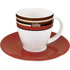 Kaffeetasse-Set Coffee Stripes