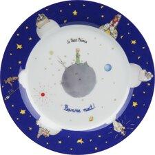 4-tlg. 19 cm Teller Petit Prince Bonne Nuit aus Porzellan