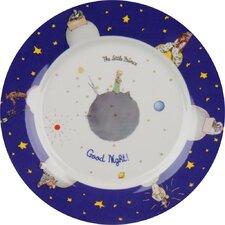 "19cm Teller ""Good Night"" aus Bone China"
