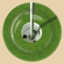 "19cm Teller ""Golf Set"" aus Bone China"