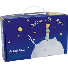 3-tlg. Kindergeschirr Der kleine Prinz aus Porzellan