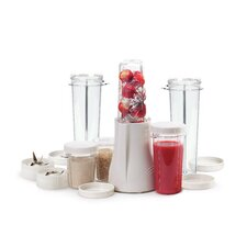 BPA Free Complete Personal Extra Large Blender with Grinder