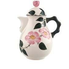 Kaffeekanne Wildrose