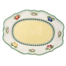 "Platte oval ""French Garden Fleurence"""