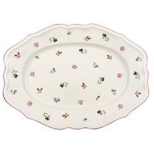 Platte oval Petite Fleur