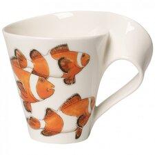 Becher Clownfisch mit Henkel New Wave