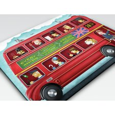 Work Top Saver London Bus Board
