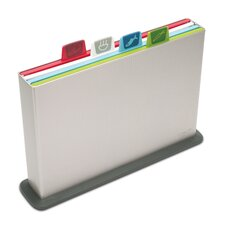 Index Advance 5 Piece Chopping Board Set