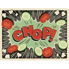 Work Top Saver Comic Chop Board