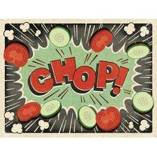 Work Top Saver Comic Chop Board