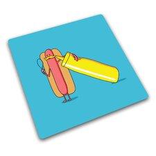 Work Top Saver Hotdog Board