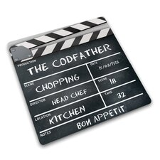 Work Top Saver Clapperboard Board