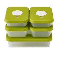 Dial 10-Piece Storage Container Set