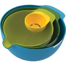 4 Piece Nest Mixing Bowl Set