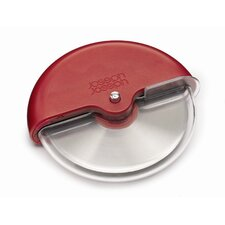 Scoot Pizza Wheel with Guard in Red