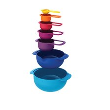Nest 7 Piece Plus Mixing Bowl