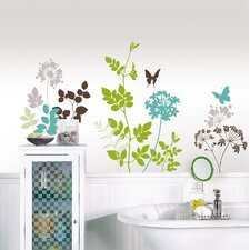 WallPops Kits Sheets Habitat Wall Decal