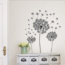 Wall Art Kit Dandelion Small Wall Decal