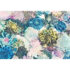 Komar Frisky Flowers Wall Mural