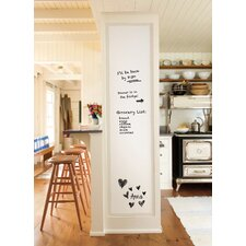 WallPops Dry Erase Whiteboard Wall Decal