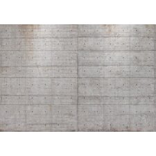 Komar Concrete Blocks Wall Mural