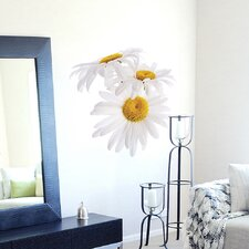 Home Decor Line Super Daisies Wall Decal