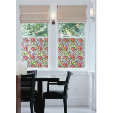 Pansies Window Film