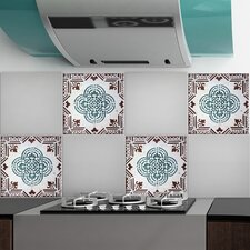 Water Peel and Stick Tiles Wall Decal
