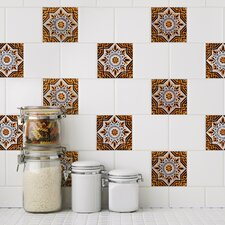 Sand Peel and Stick Tiles Wall Decal