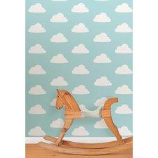 Cloud MiniPops 36 Piece Wall Decal Set