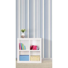 Awning Stripe Peel And Stick Wallpaper
