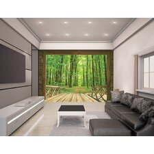 Woodland Forest Wall Mural