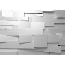 3D Effect Wall Mural