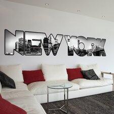 Home Decor Line New York Wall Decal