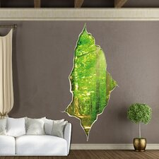 Home Decor Line Break in the Woods Wall Decal