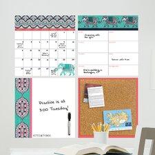 Indra Organization Kit Wall Decal