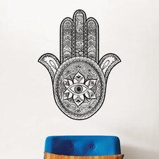 Digital Hamsa Hand Wall Decal