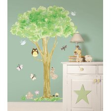 WallPops Kits Sheets Treehouse Wall Decal